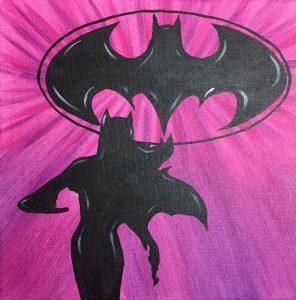 NaNaNaNa Batgirl