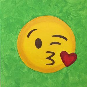 Emoji - Kiss