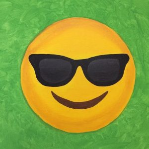 Emoji - Sunglasses