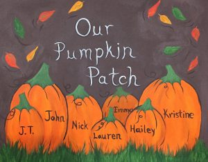 Pumpkin Patch Names