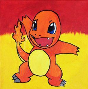 He's on Fire