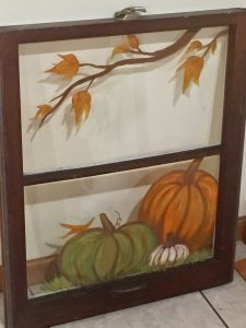 Antique Window Glass