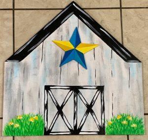 COME PAINT! - Kentuckiana Kampground - Wood Barn @ Kentuckiana Kampground